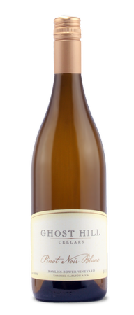 2017 Ghost Hill Cellars Pinot Noir Blanc